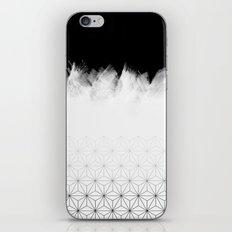 Christmas Geometric Pattern iPhone & iPod Skin