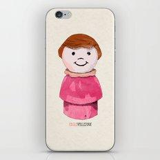 Little Girls iPhone & iPod Skin
