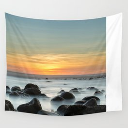 Sunset Zonte Wall Tapestry
