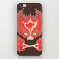 Soultaker iPhone & iPod Skin