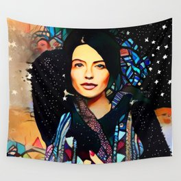 Catch A Falling Star Wall Tapestry