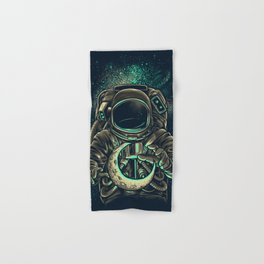Moon Keeper Hand & Bath Towel