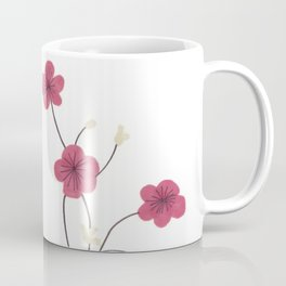 Armenian Cranesbill Flower Coffee Mug