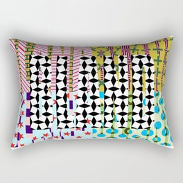BLAND 01 Rectangular Pillow