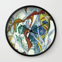 A Brighter Future Wall Clock