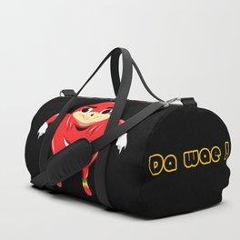 Uganda Knuckles Duffle Bag