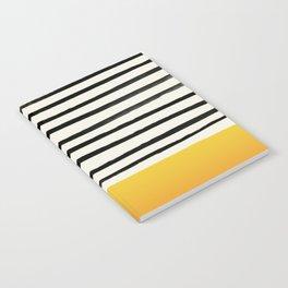 Sunset x Stripes Notebook