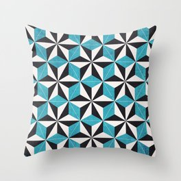 _massede Throw Pillow