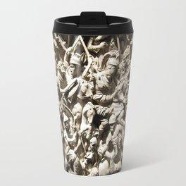 Roman Battle Travel Mug