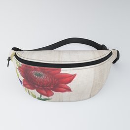 Flowers 1 Fanny Pack