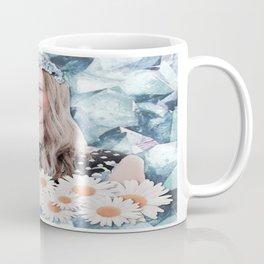 Taissa Farmiga Flower and Crystal Edit Coffee Mug