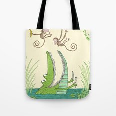 'Dinner time!' Tote Bag