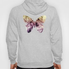 Beautiful Purple Brown Smoky Dust Hoody