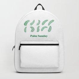 National Palm Sunday Backpack