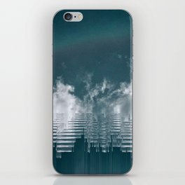 Icing Clouds iPhone Skin