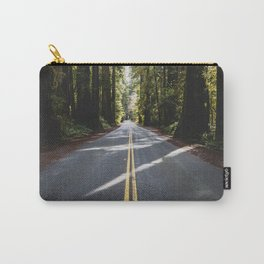 Redwoods Road Trip - Nature Photography Carry-All Pouch