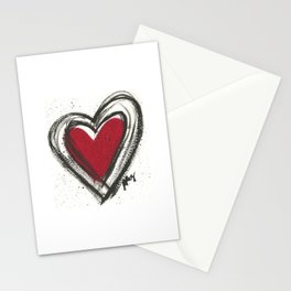 Your Heart is your Best Secret Stationery Cards