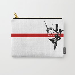 Isthmus Logo Carry-All Pouch