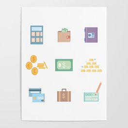 Wealth Poster
