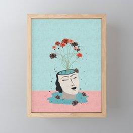 Birthday Framed Mini Art Print