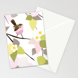 Real birdie Stationery Cards