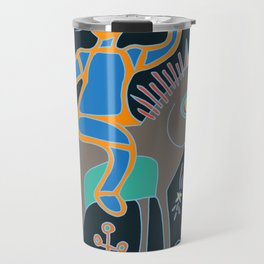 The Rider Travel Mug