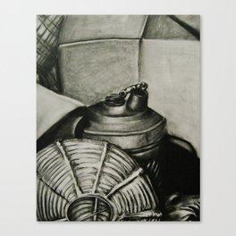 Volumetric--Still Life Print Canvas Print
