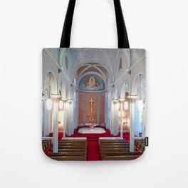 St. Joseph Chapel Tote Bag