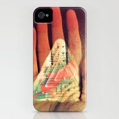 What You Do Is Imprinted On You iPhone (4, 4s) Slim Case