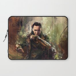 The Silver Tongue Laptop Sleeve