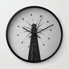 Prater Park Vienna Wall Clock