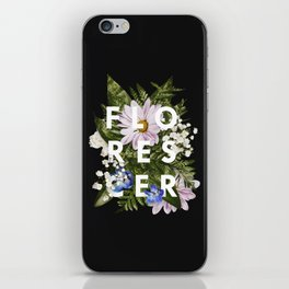 Florescer iPhone Skin