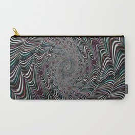Shimmer Spin Carry-All Pouch