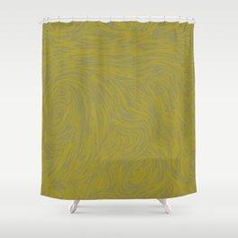 Avo Shag Shower Curtain