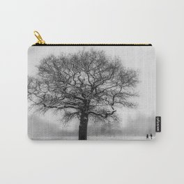 Walking in a winter wonderland Carry-All Pouch