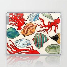 Sea Life Watercolor Laptop & iPad Skin