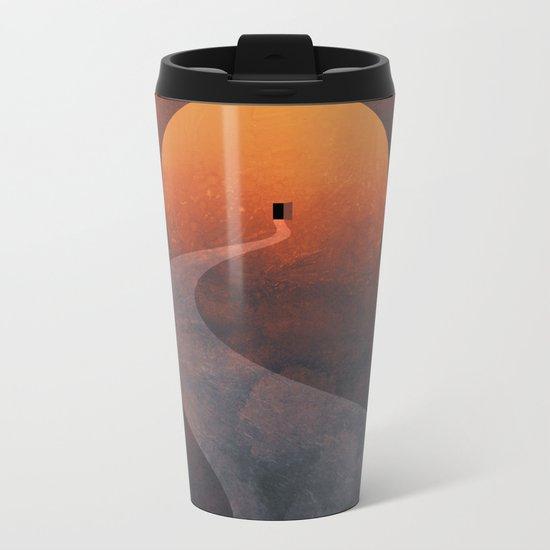 Come In Metal Travel Mug