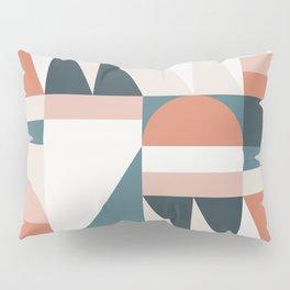Cirque 06 Abstract Geometric Pillow Sham