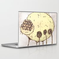 spider Laptop & iPad Skins featuring Spider by Of Lions And Lambs