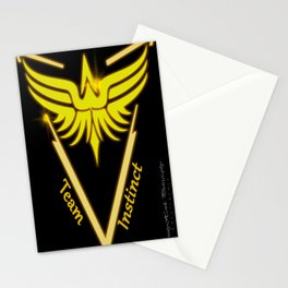 Instinct Team - Show Your Pride Stationery Cards