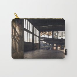 suburban railway station Carry-All Pouch