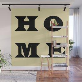 """I Love You"" HOME Wall Mural"