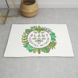 Plant Hospital Network Rug