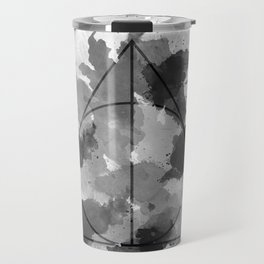 The Gifts Black and White Version Travel Mug