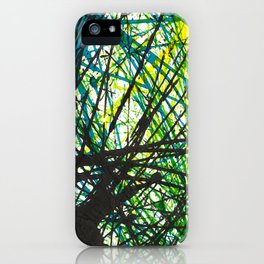 Marble Series, no. 2 iPhone Case