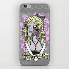 D E S P A I R iPhone & iPod Skin
