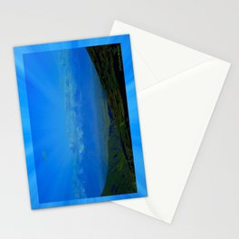 Valley Burst Stationery Cards