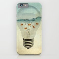 blue sea thinking Slim Case iPhone 6s