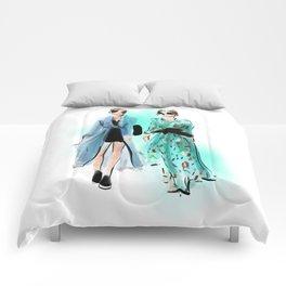 Streetstyle no 24 Comforters