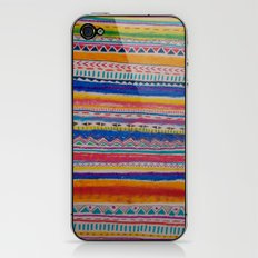TRIBAL CRAYON / iPhone & iPod Skin